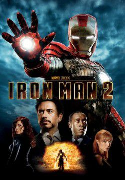 cover Iron Man 2