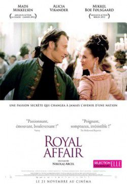 cover Royal Affair