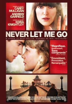 cover Never Let Me Go