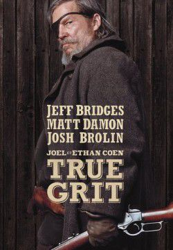 cover True Grit