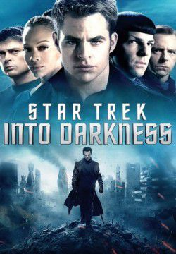cover Star Trek Into Darkness
