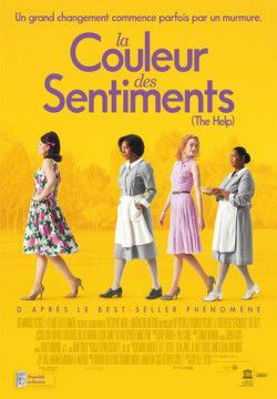 cover La Couleur des sentiments