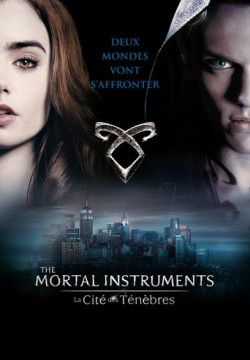 cover The Mortal Instruments: la cité des ténèbres