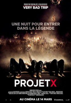 cover Projet X