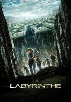 cover Le Labyrinthe