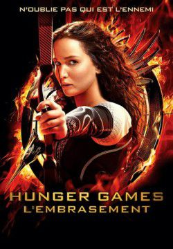 cover Hunger Games : L'Embrasement