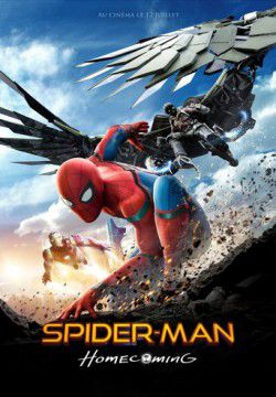 cover Spider-Man : Homecoming