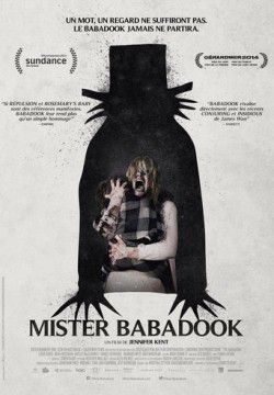 cover Mister Babadook