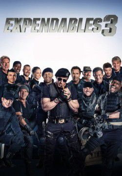 cover Expendables 3