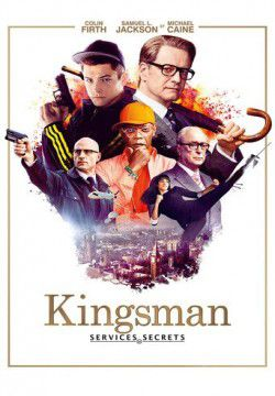 cover Kingsman : Services secrets