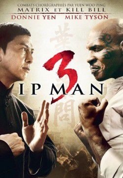 cover Ip Man 3