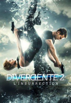 cover Divergente 2 : L'Insurrection