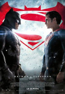 cover Batman v Superman - L'Aube de la Justice