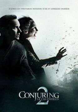 cover Conjuring 2 - Le cas Enfield