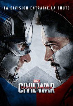 cover Captain America : Civil War
