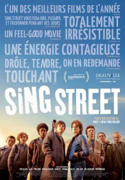 cover Sing Street