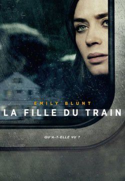 cover La Fille du train