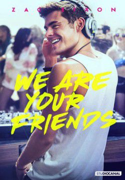 cover We Are Your Friends
