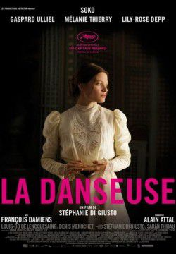 cover La Danseuse