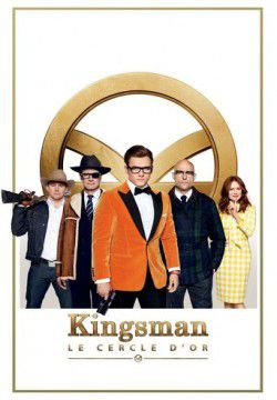 cover Kingsman : Le Cercle d'or