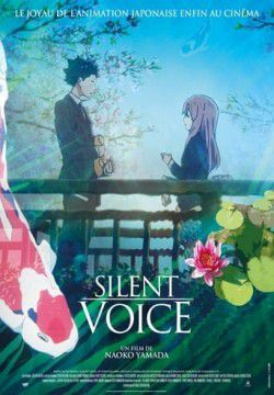 cover Silent Voice