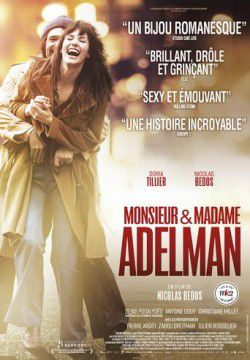 cover Monsieur & Madame Adelman