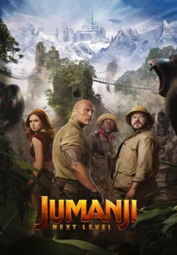 cover Jumanji : Next Level